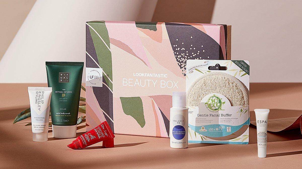 """Beauty Box de Junio: Edición """"Elementos"""""""