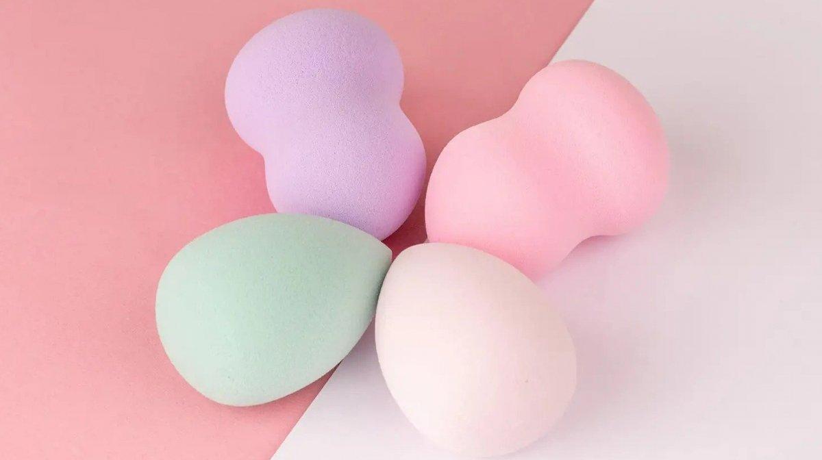 ¿Cómo usar una beauty blender o esponja de maquillaje?