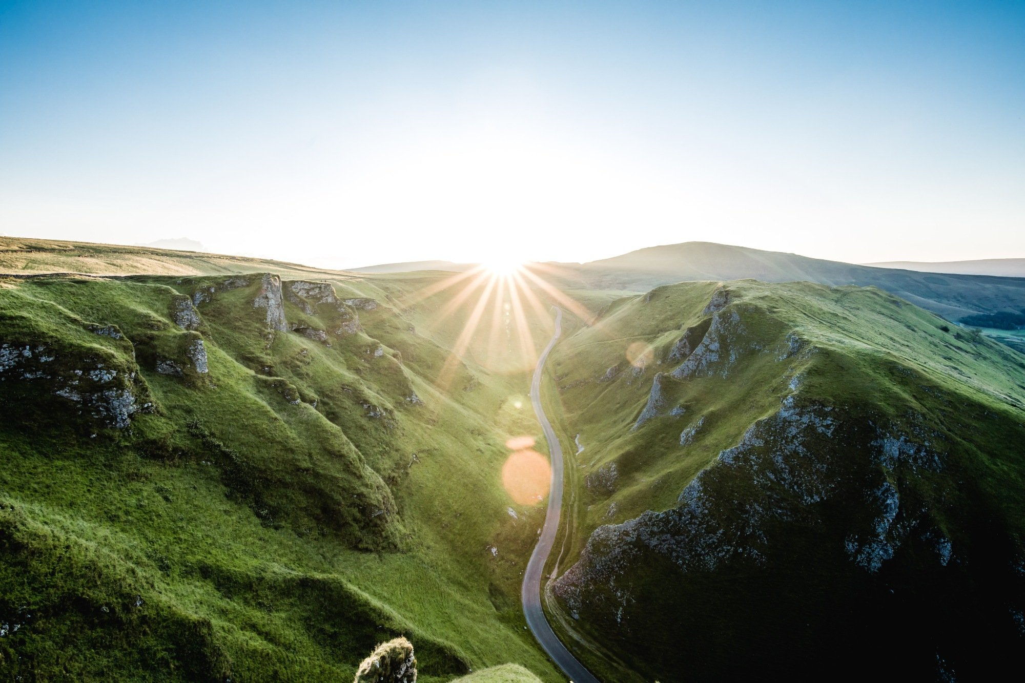Our favourite cycling holiday destination, number 4 - Peak District
