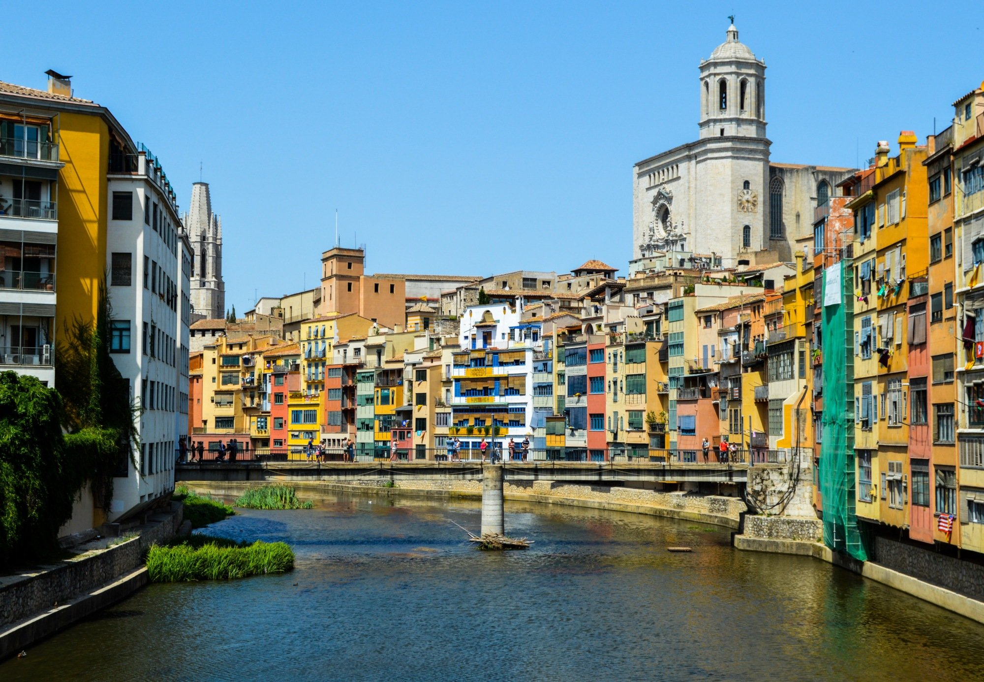 Our favourite cycling holiday destination, number 1 - Girona