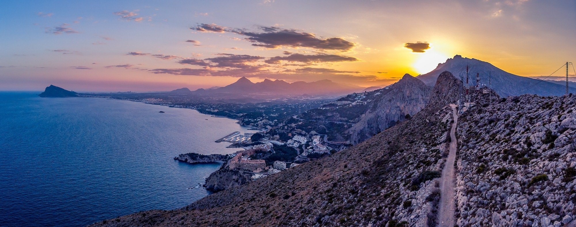 Our favourite cycling holiday destination, number 1 - Calpe