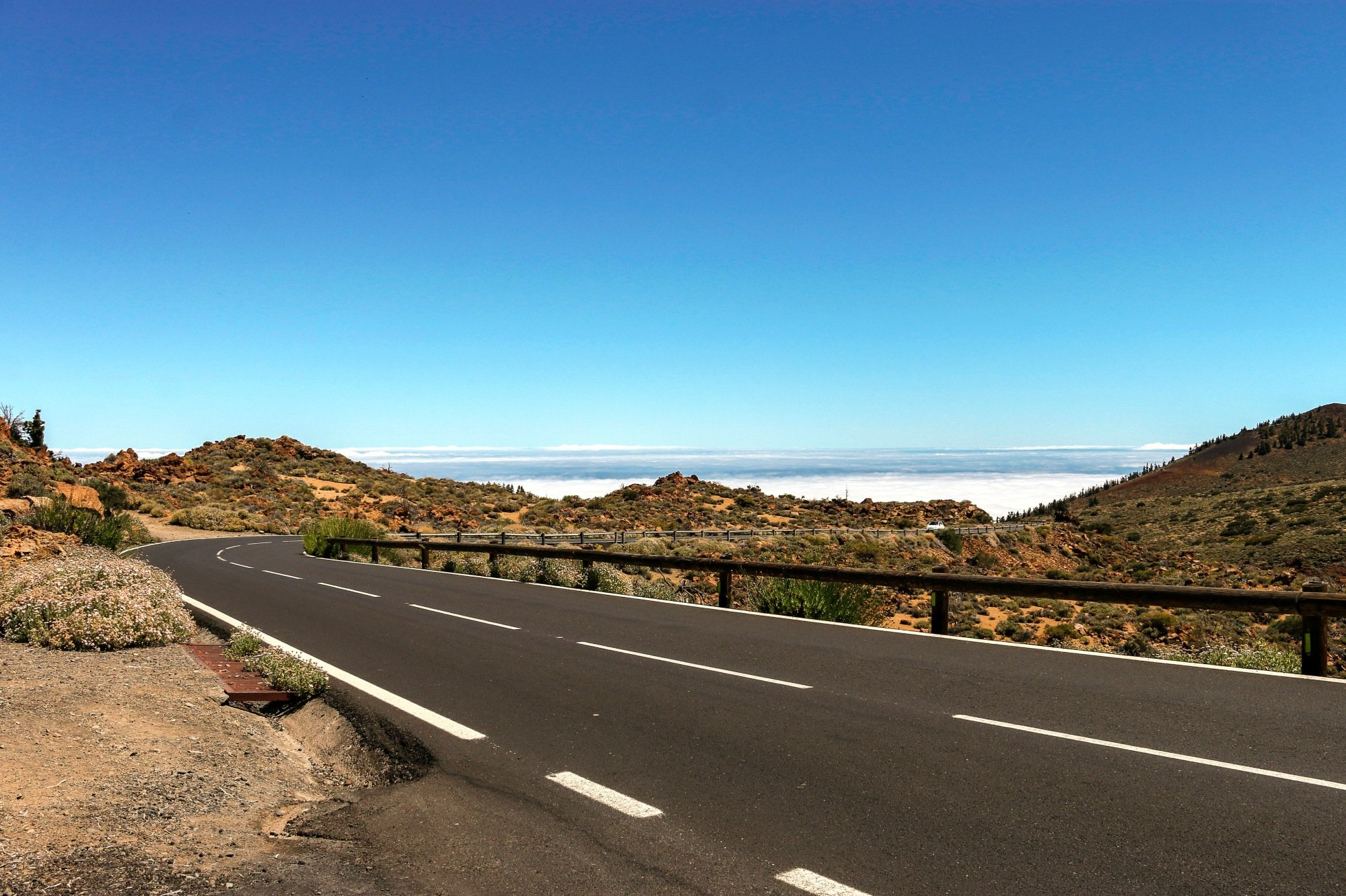 Our favourite cycling holiday destination, number 2 - Tenerife