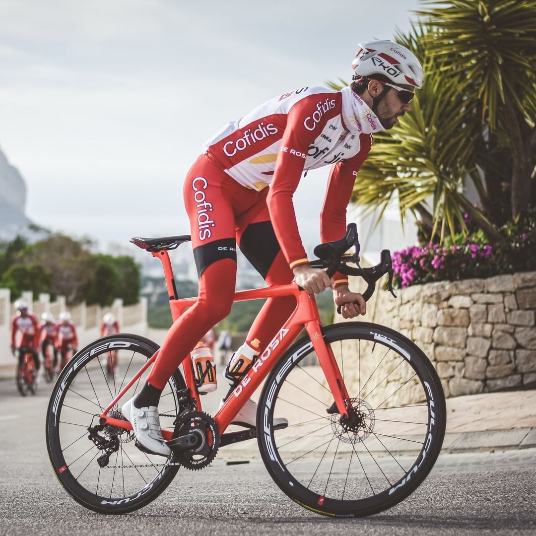 Cofidis De Rosa Team Bike 2020