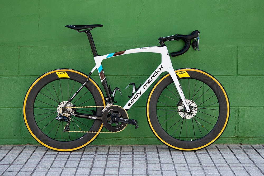 AG2R Eddy Merckx 2020 Team Bike