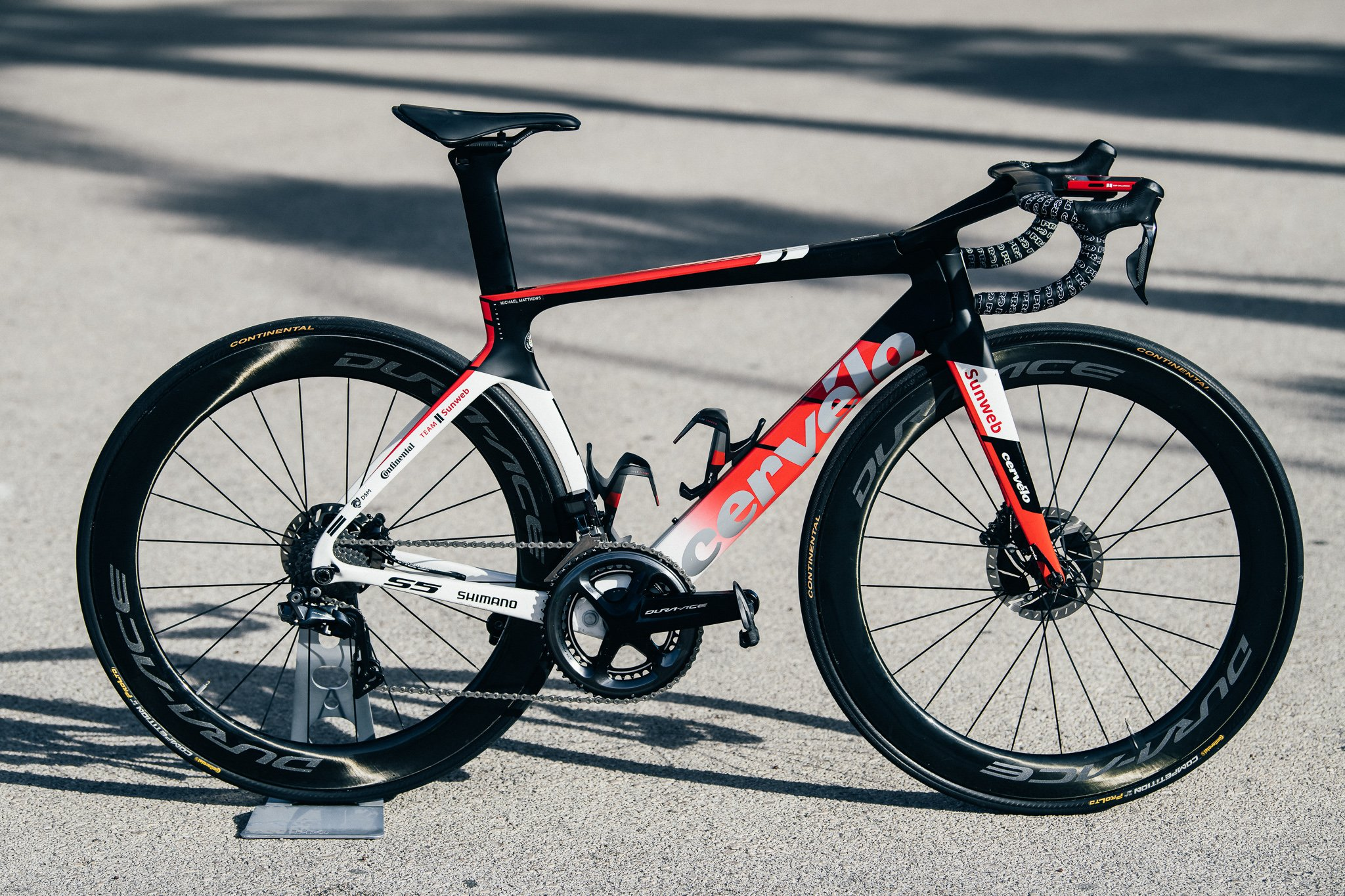 Team Sun Web Cervelo Team Bike 2020