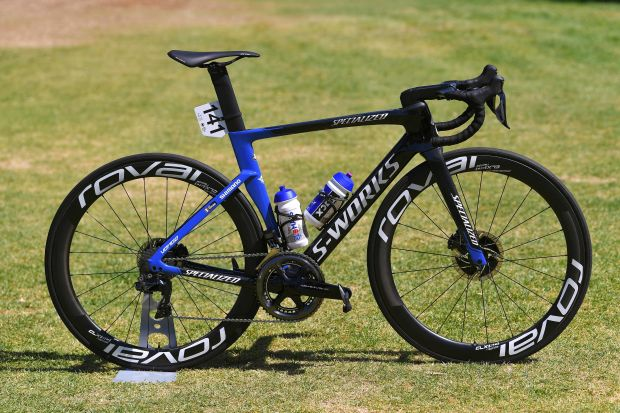 Deceuninck-QuickStep S-Works Team Bike 2020