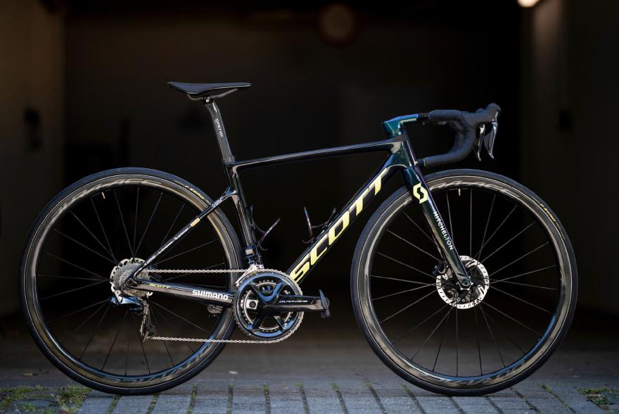 Mitchelton-Scott Scott Team Bike 2020