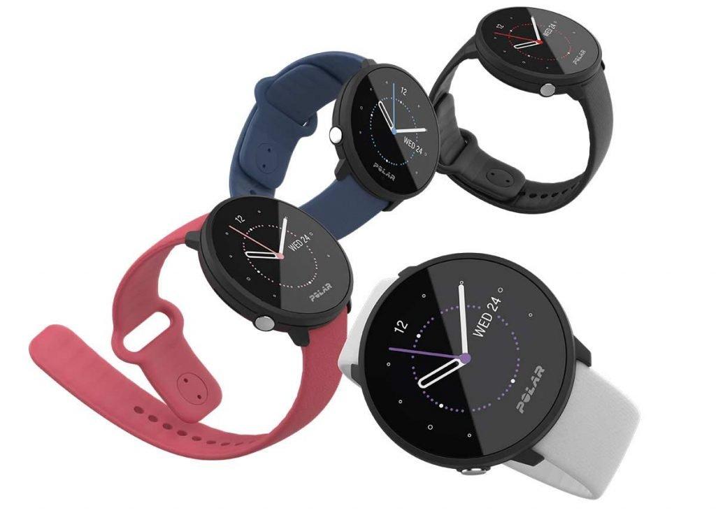 polar unite fitness watches