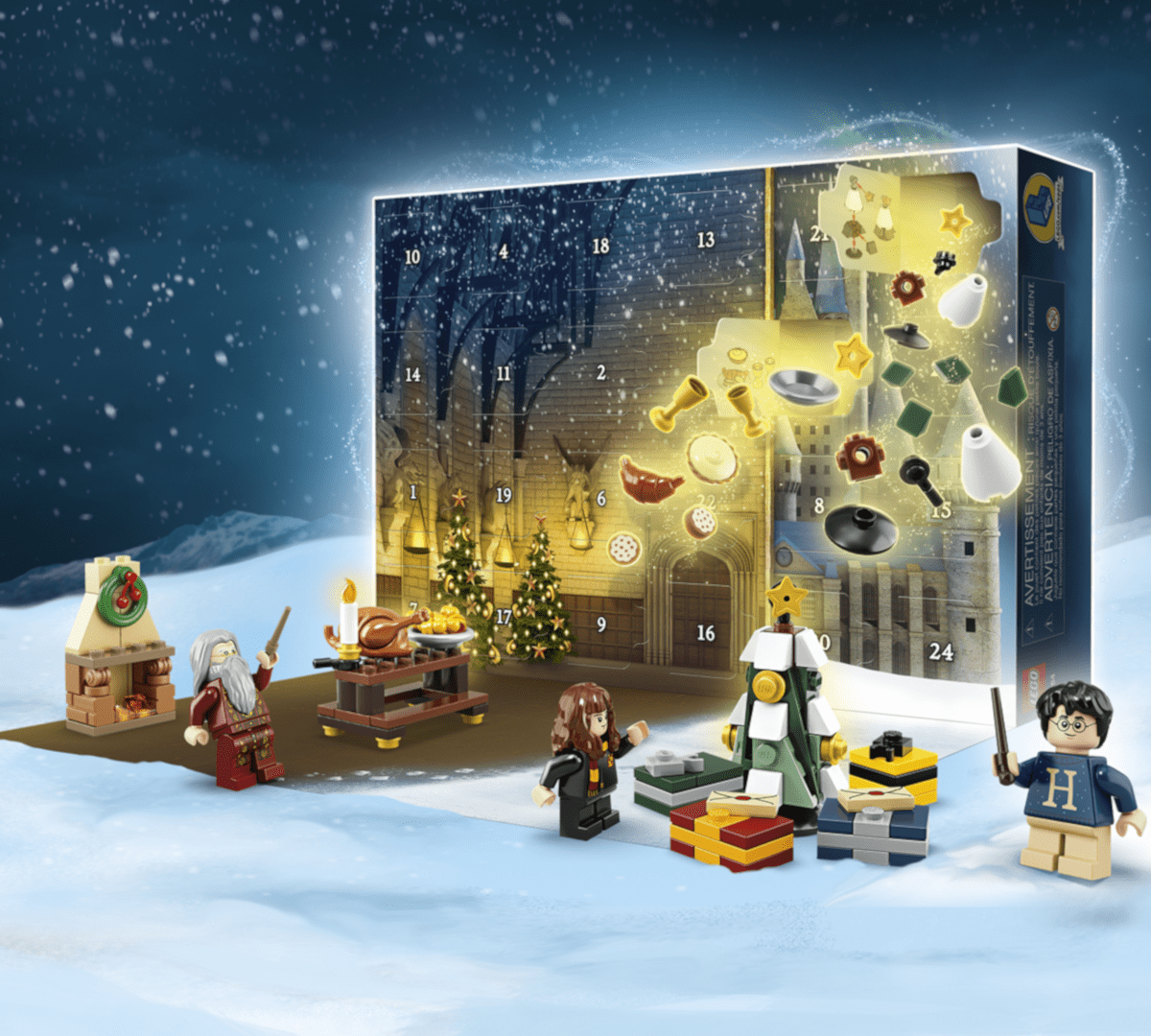 2019 LEGO Advent Calendars Are Here!
