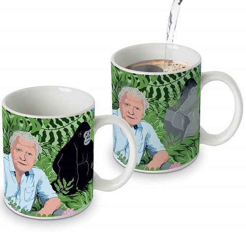 David Attenborough Mug