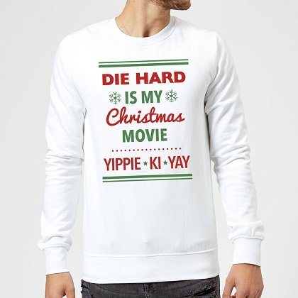 Die Hard Christmas Jumper