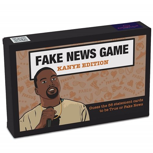 Fake News Kanye