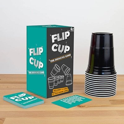 Flip Drinking Game