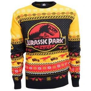 Jurassic Park Christmas Jumper