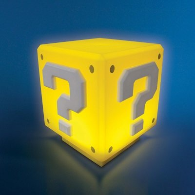 Super Mario Block Light
