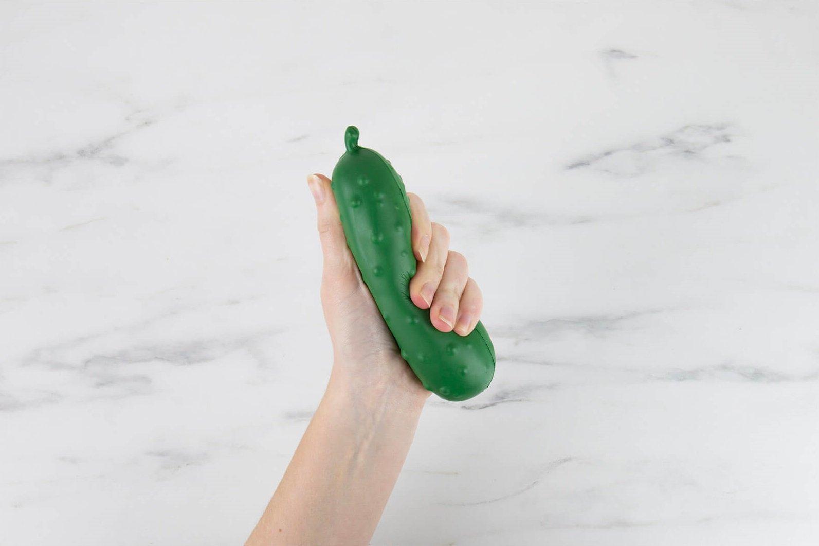 Stress Pickle