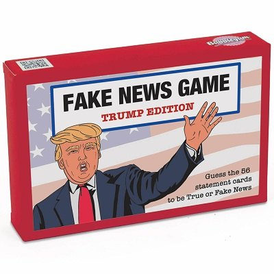 Fake News Trump Game