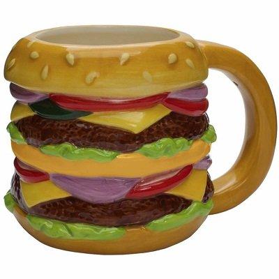 Cheeseburger Mug Gift