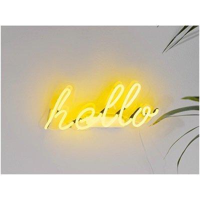 Hello Neon Light
