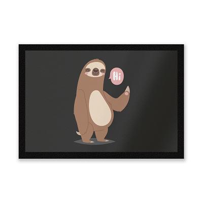Sloth Entrance Mat