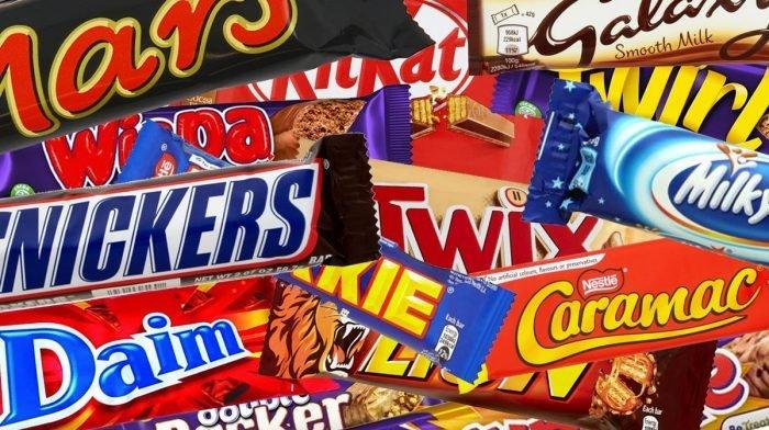 British Chocolate Bars, Ranked From Worst To Best