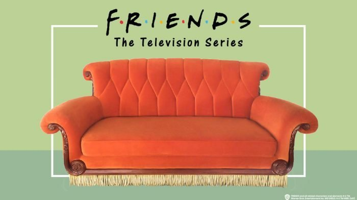You Can Now Get The Friends Sofa For Your Home
