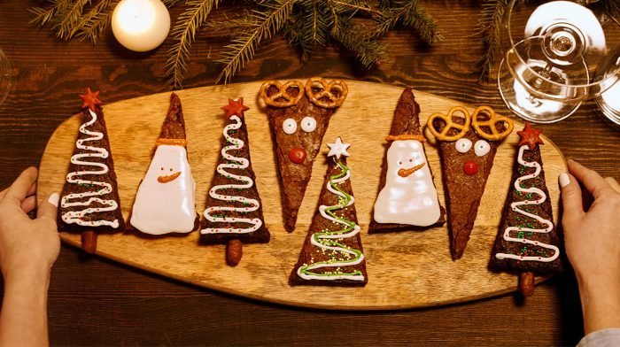Quick And Easy Christmas Baking Recipes For Kids