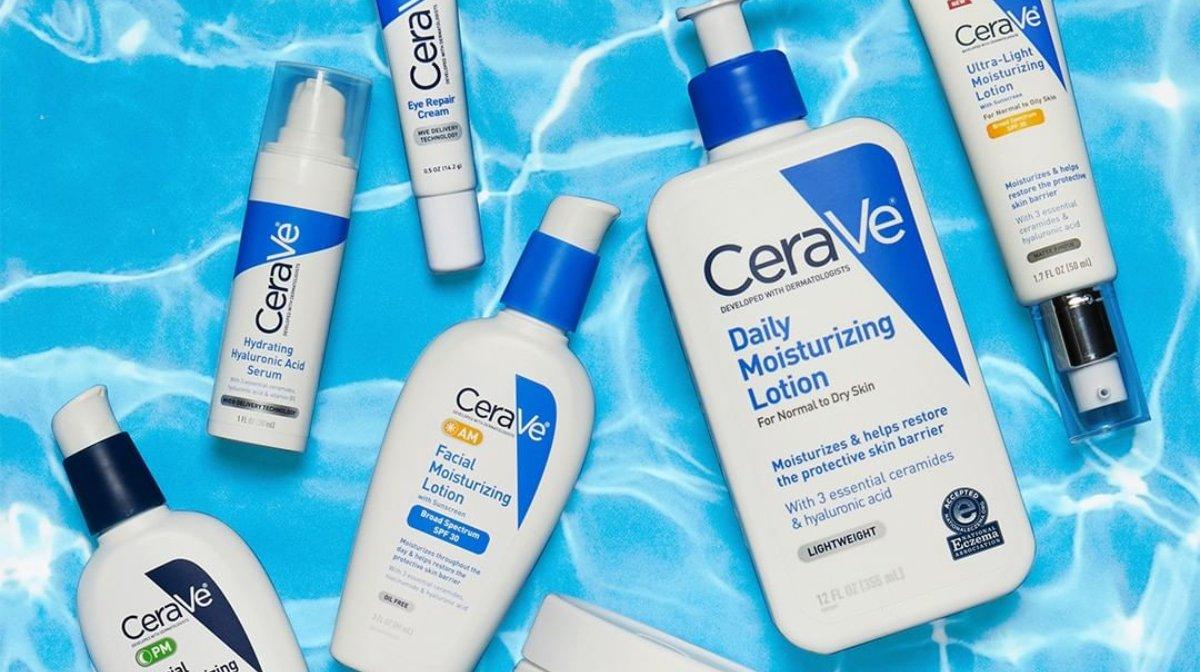 De bedste produkter fra CeraVe - det amerikanske kultmærke