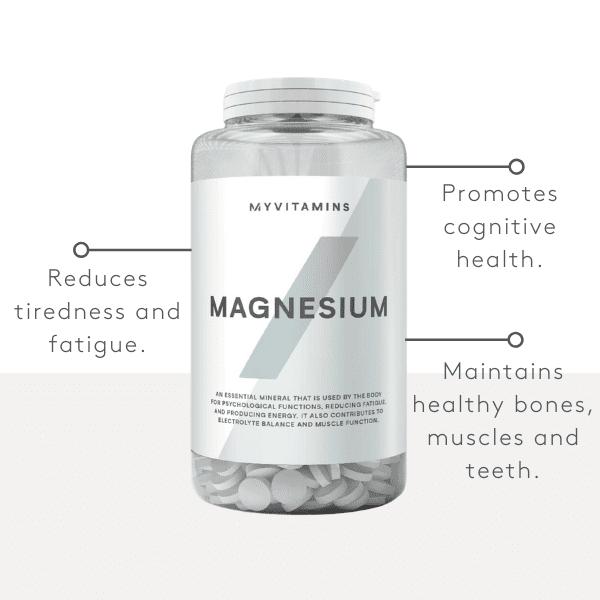 Lacking in magnesium