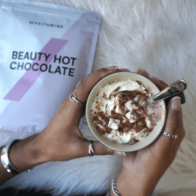 Pumpkin-Spiced Beauty Hot Chocolate Recipe