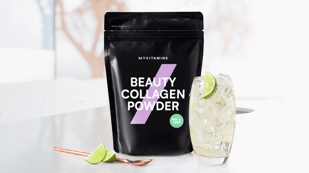 What is Gin & Tonic Beauty Collagen Powder?