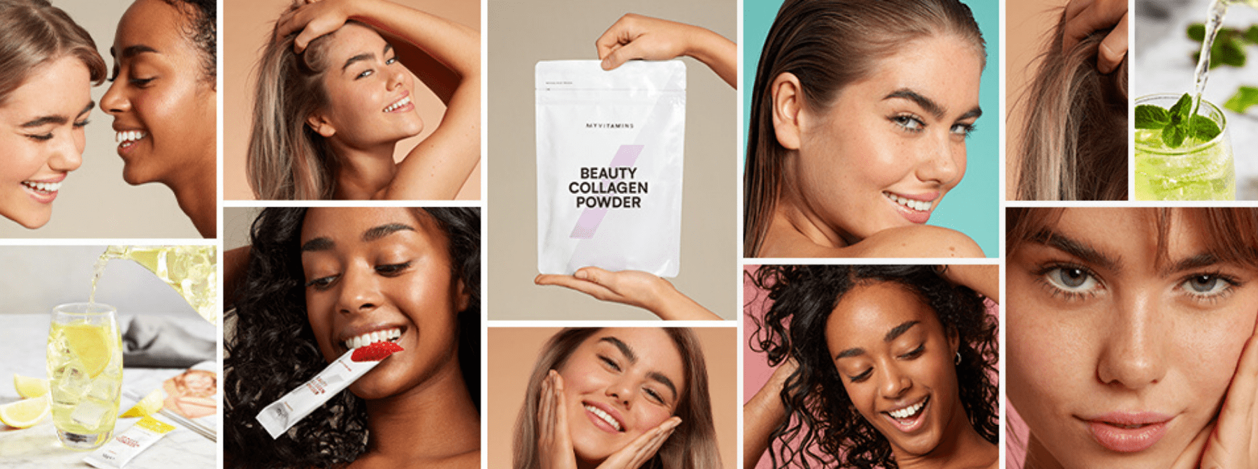 Discover Your Best Skin with Our New Beauty Collagen Stick Packs