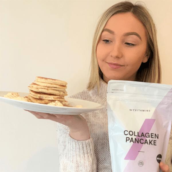 Collagen Pancakes