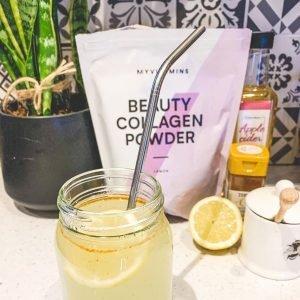 Beauty Collagen Powder Lemonade