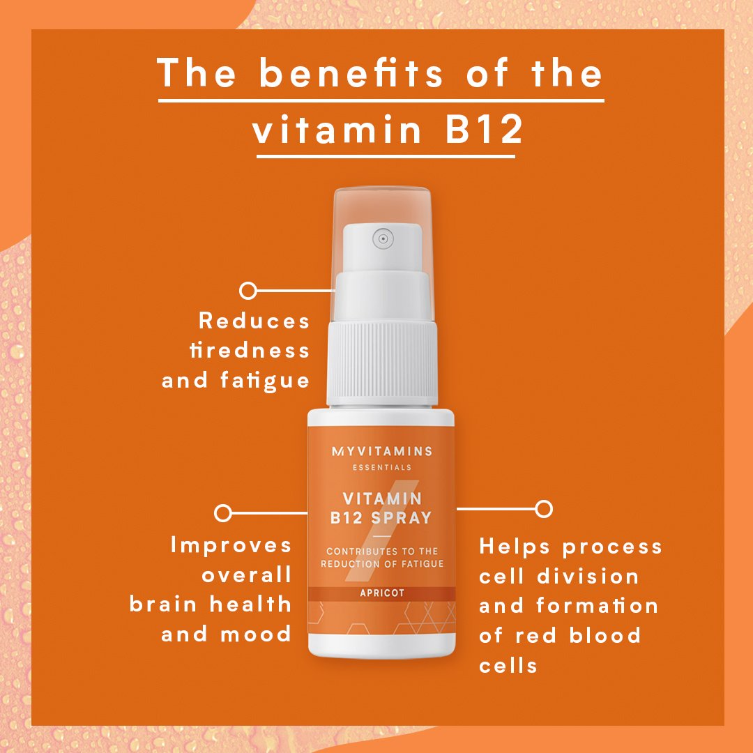Benefits of vitamin B12