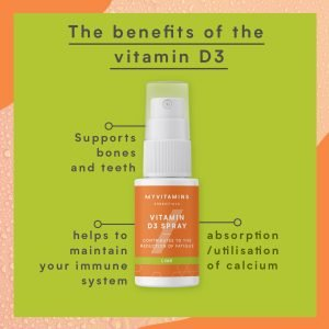 Benefits of vitamin D3