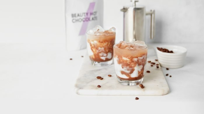 Beauty Hot Chocolate Iced Drinks