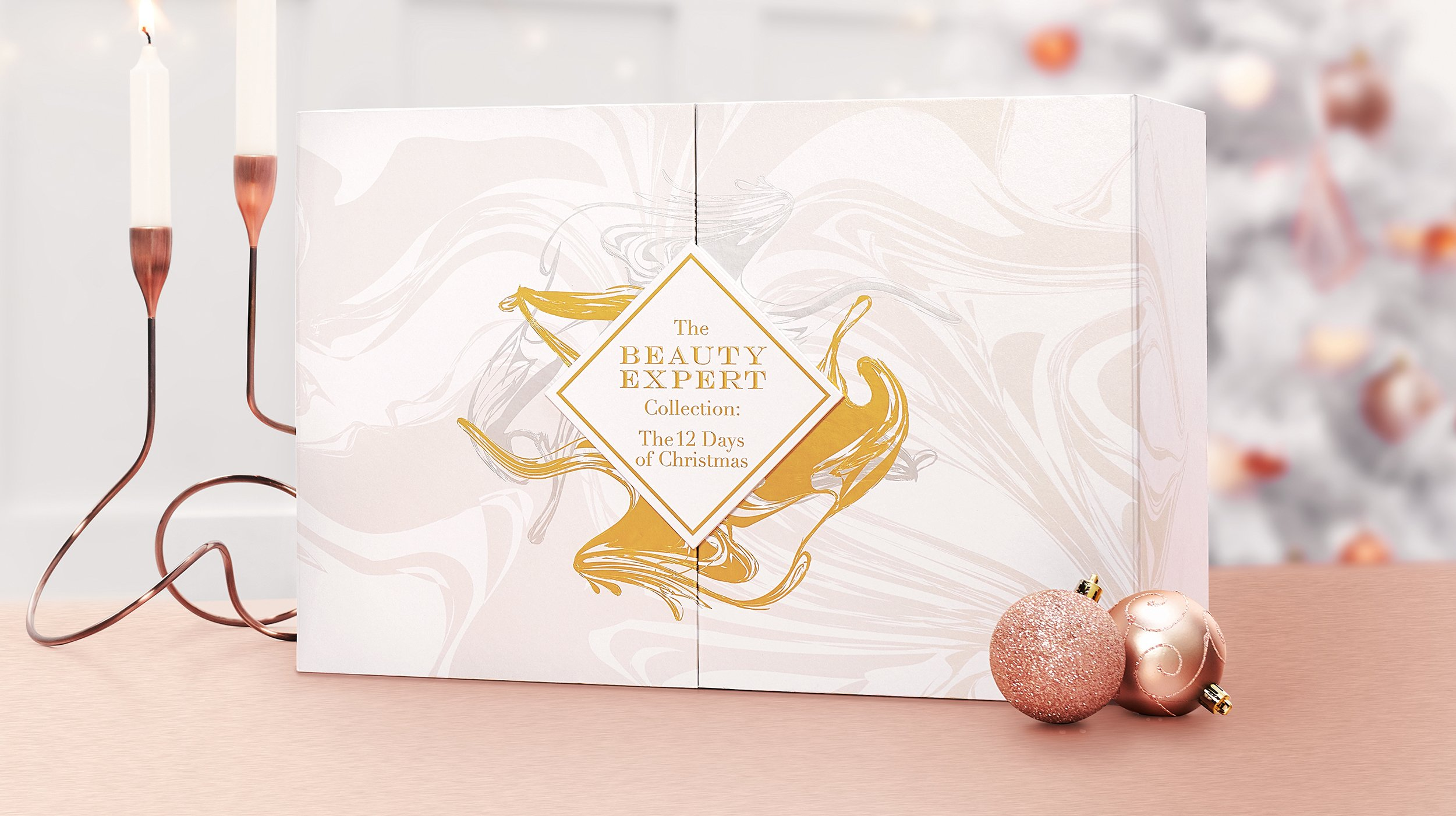 Discover The Beauty Expert Collection: The 12 Days of Christmas 2019