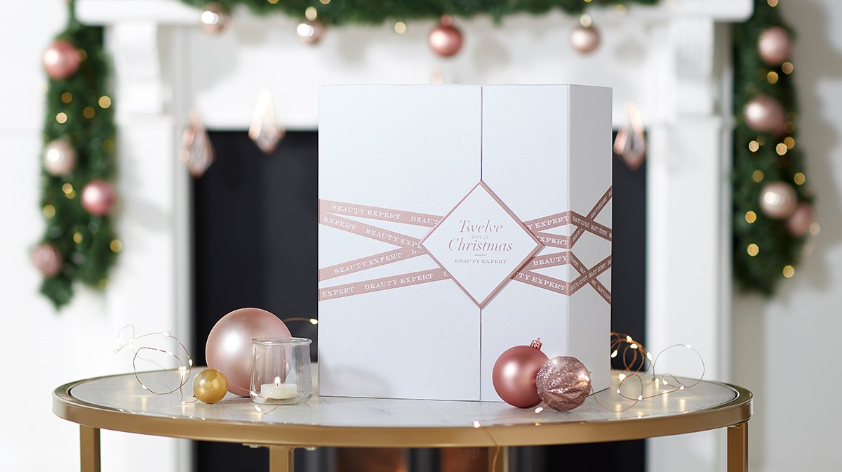 Discover the Beauty Expert 12 Days of Christmas Collection: Back for 2020!