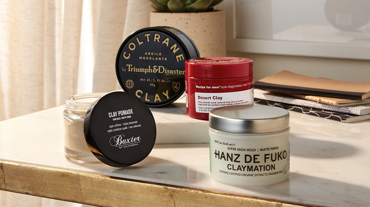 What is the Best Hair Clay for Men? Our Top 12 Favourites