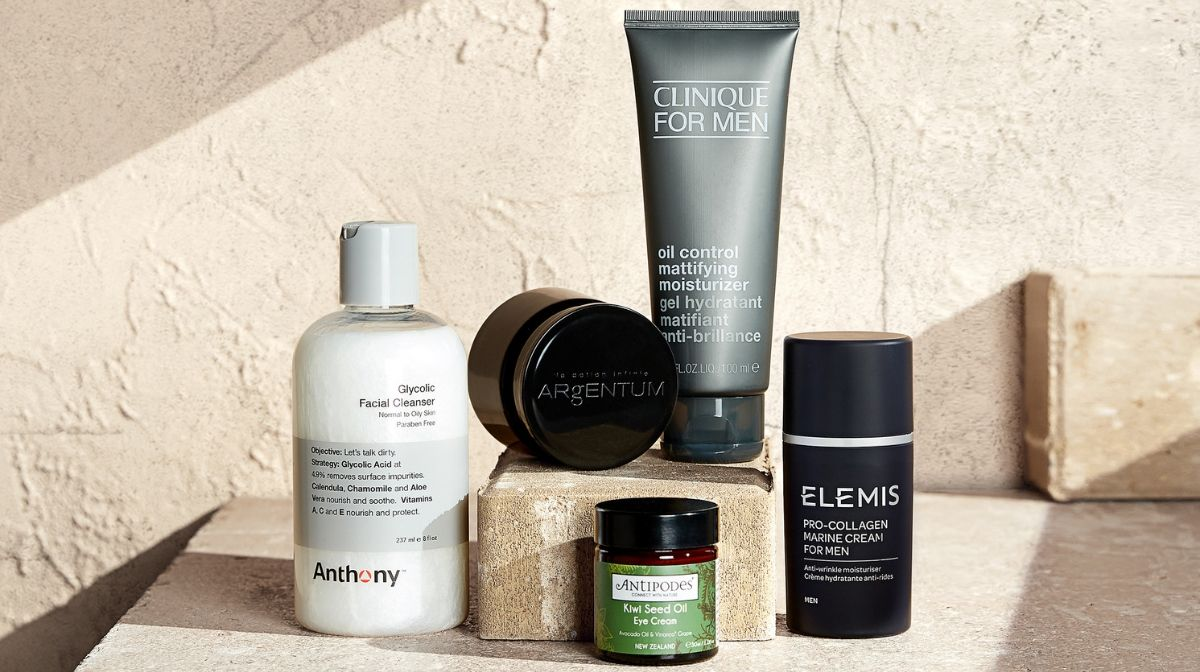 The B.I.G. 5: The Best In Skincare for Men