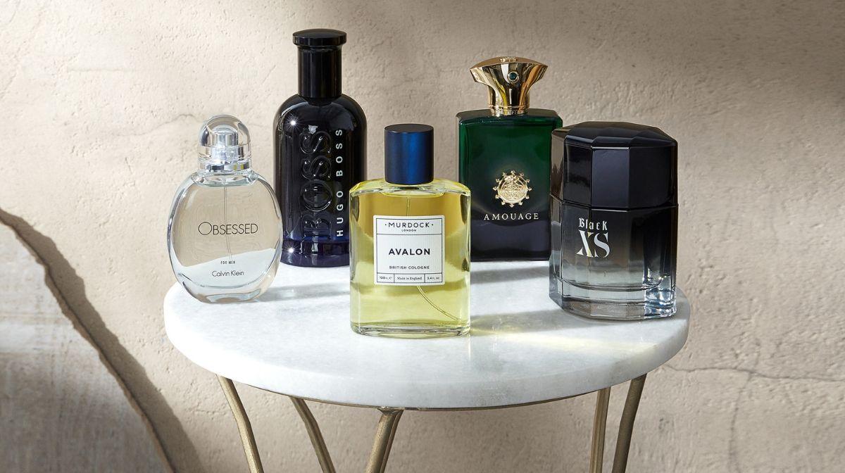 The B.I.G. 5: The Best in Fragrance for Men