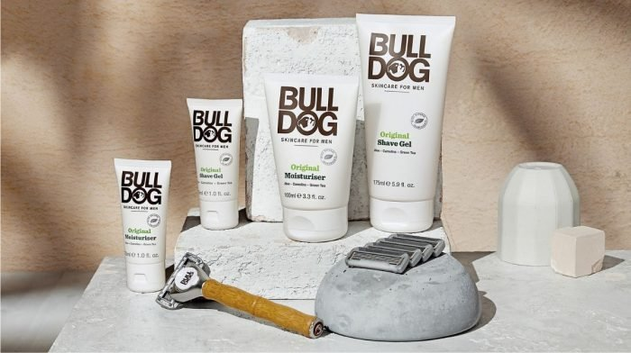 The Bulldog Razor & More New Grooming Essentials