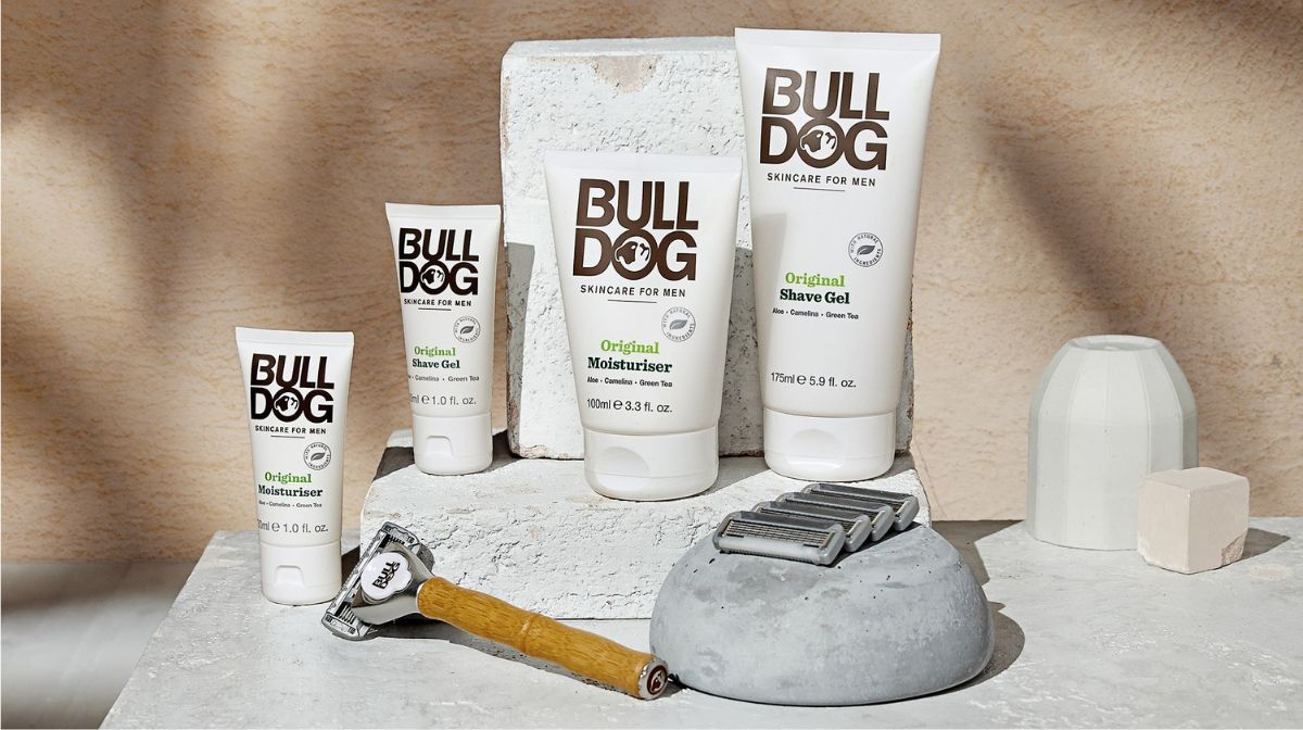 The Bulldog Razor & More New Grooming Essentials