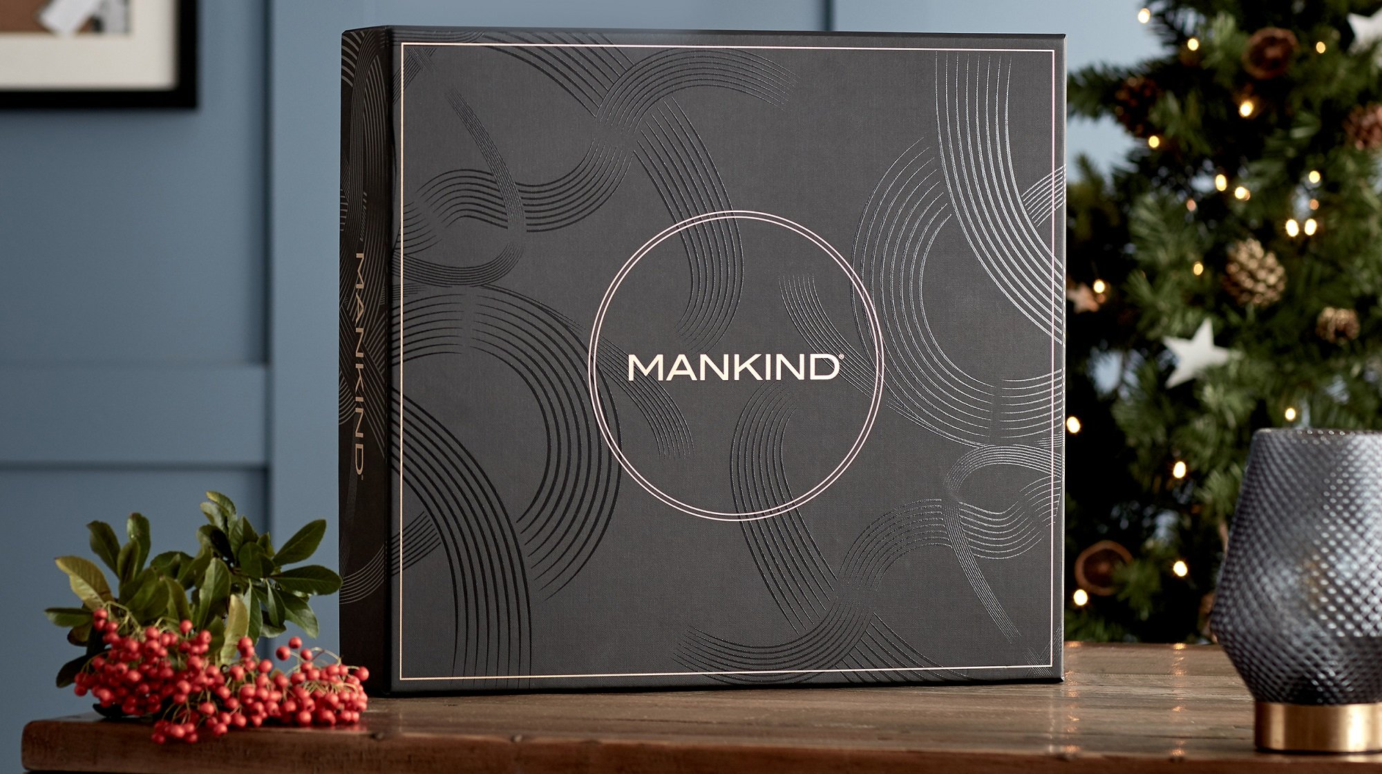 Discover The Mankind Christmas Collection 2019