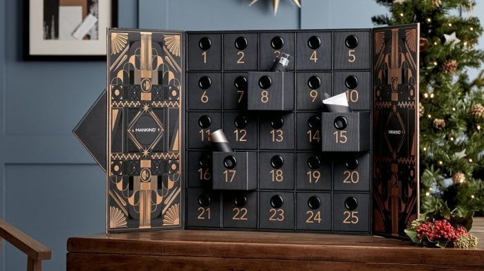 The Mankind Advent Calendar is back for 2019...and it's better than ever!
