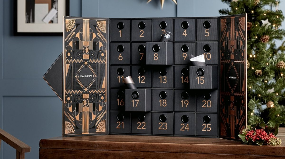 The Mankind Advent Calendar is back for 2019…and it's better than ever!