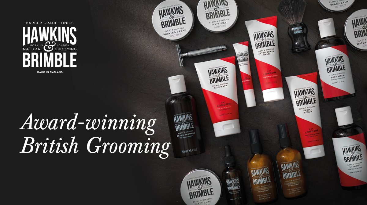 The Best Hawkins & Brimble Products