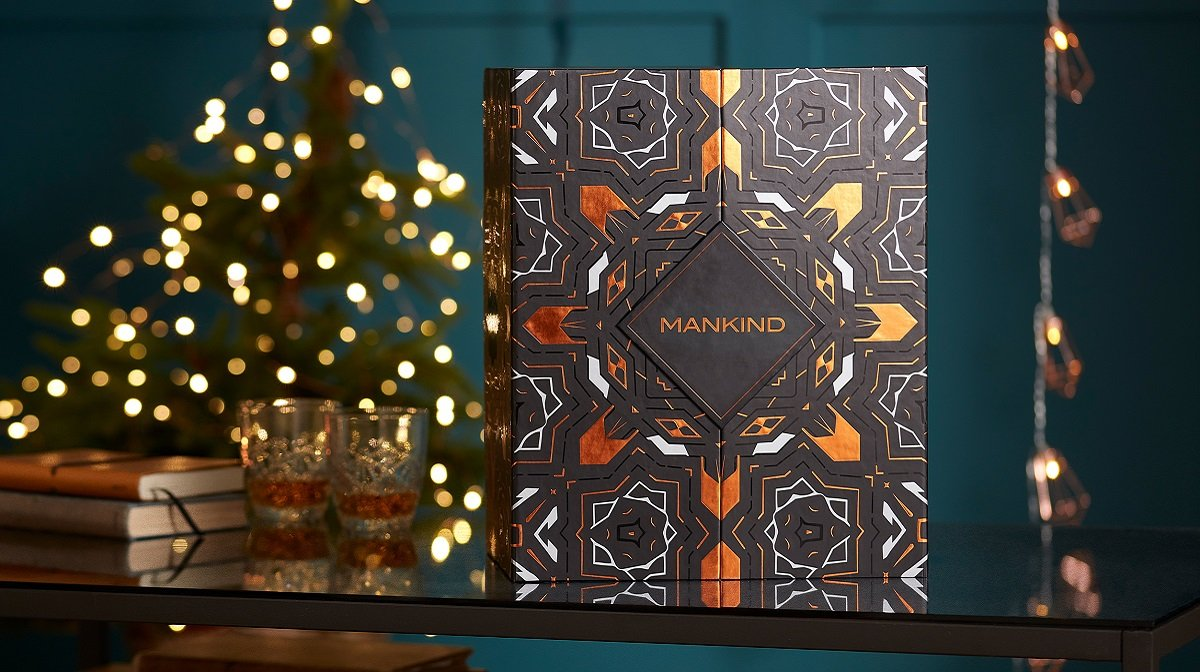 Introducing the Mankind 12 Days of Christmas Collection: BRAND NEW for 2020!