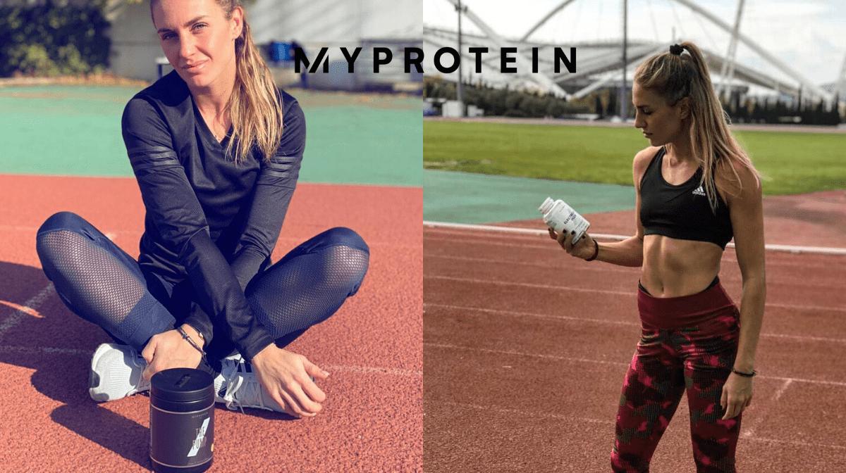 Κατερίνα Δαλάκα: Αποκλειστική συνέντευξη με την Myprotein